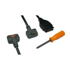 Signální kabel s tlačítkem DATA, 2 m (DIMATIC)