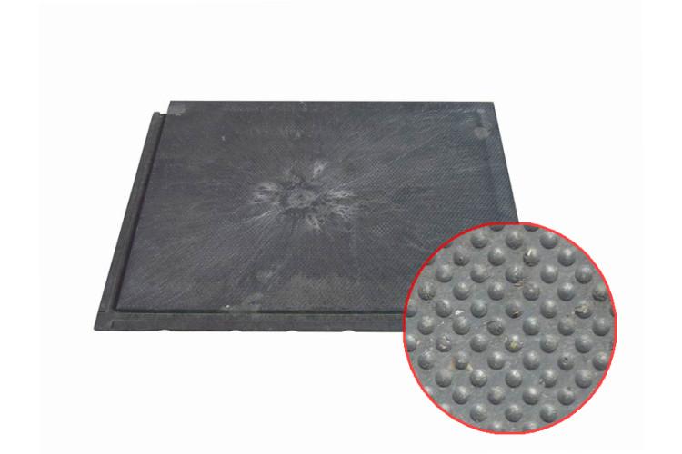 Interierová podlahová deska – kuličková malá - vstřikovaná