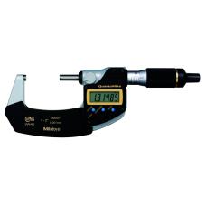 Digitální třmenový mikrometr se stoupáním vřetene 2 mm, 1-2 inch QuantuMike s výstupem dat