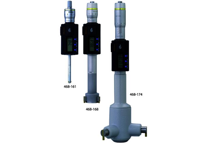 dutinoměr třídotekový Holtest DIGIMATIC 16-20 mm IP65