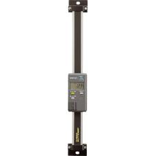 ABS měřítko posuvné vestavné 0-1000mm
