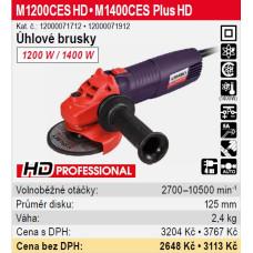 Bruska úhlová M 1400 CES Plus H
