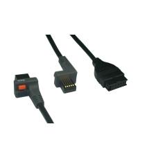 Signální kabel s tlačítkem data