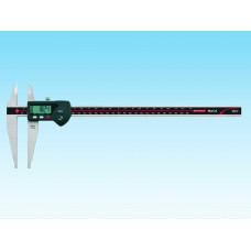 Digitální posuvné měřítko REFERENCE, IP 65,ochrana proti vodě, s měřicími čelistmi pro vnější měření
