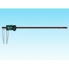 Digitální posuvné měřítko REFERENCE, IP 65,ochrana proti vodě, bez měřících čelistí pro vnější měření