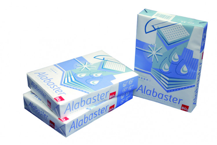 ALABASTER - copy paper A4 80 g/qm
