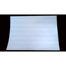 papír samolepicí embosovaný perleťový 210 x 297 mm